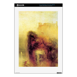 Joseph Mallord Turner - Queen Mabs cave PS3 Console Skin