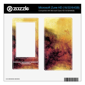 Joseph Mallord Turner - Queen Mabs cave Decal For Zune HD