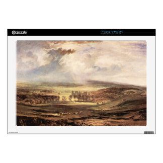 """Joseph Mallord Turner - Raby Castle Decal For 17"""" Laptop"""