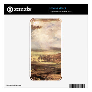Joseph Mallord Turner - Raby Castle iPhone 4S Skin