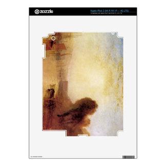 Joseph Mallord Turner - Regatta at Cowes Castle Skin For iPad 3