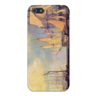 Joseph Mallord Turner - Reing an anchor iPhone SE/5/5s Case