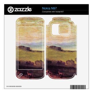 Joseph Mallord Turner - Rosehill park Sussex Nokia N97 Skins