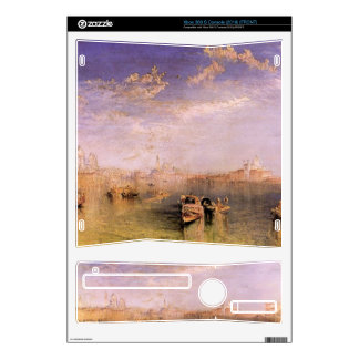 Joseph Mallord Turner - San Giorgio and other ship Xbox 360 S Decal