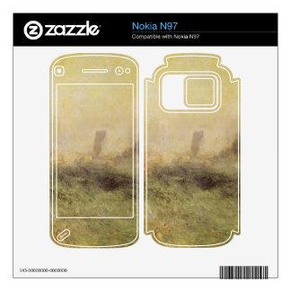 Joseph Mallord Turner - Seascape - Folkestone Nokia N97 Decals