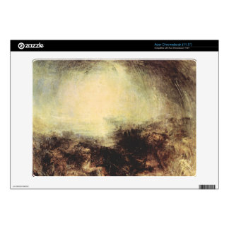 Joseph Mallord Turner - Shade and darkness - The e Skin For Acer Chromebook