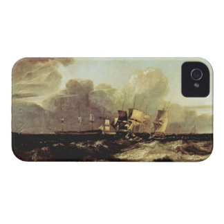 Joseph Mallord Turner - Ships going to anchorage iPhone 4 Cases