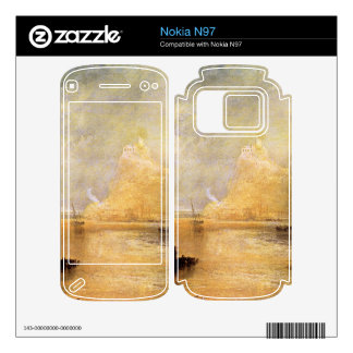 Joseph Mallord Turner - St Michaels Mount Cornwall Decals For Nokia N97