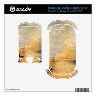 Joseph Mallord Turner - St Michaels Mount Cornwall Samsung Gravity 3 Skin