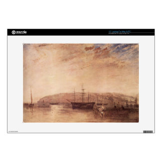 Joseph Mallord Turner - Storage of land from East Laptop Skin