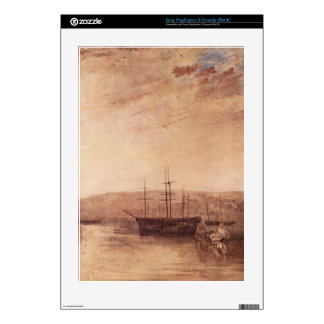 Joseph Mallord Turner - Storage of land from East PS3 Decal