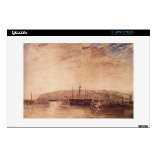"""Joseph Mallord Turner - Storage of land from East Skin For 13"""" Laptop"""