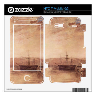 Joseph Mallord Turner - Storage of land from East Skin For HTC T-Mobile G2
