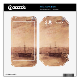 Joseph Mallord Turner - Storage of land from East HTC Sensation Skins