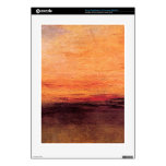 Joseph Mallord Turner - Sunset Skin For PS3 Console