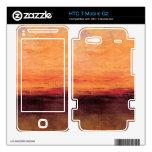 Joseph Mallord Turner - Sunset HTC T-Mobile G2 Skins