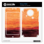 Joseph Mallord Turner - Sunset Decals For Sharp IS03