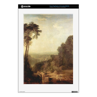 Joseph Mallord Turner - The crossing of the stream Decal For PS3