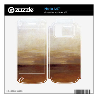 Joseph Mallord Turner - The evening star Skin For Nokia N97