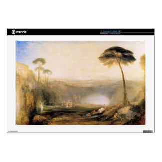 """Joseph Mallord Turner - The Golden Branch Skins For 17"""" Laptops"""