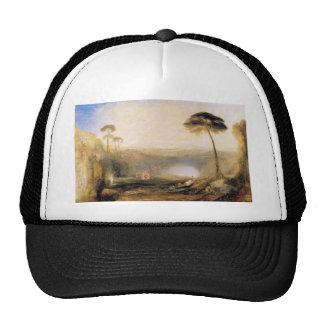 Joseph Mallord Turner - The Golden Branch Trucker Hat