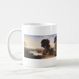 Joseph Mallord Turner - Thompsons Harp Coffee Mug
