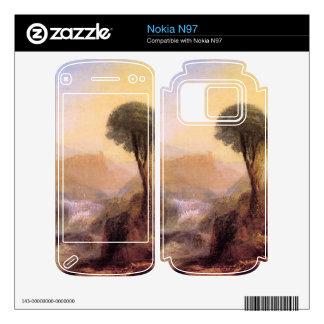 Joseph Mallord Turner - Tivoli - Tobias and the En Skins For Nokia N97