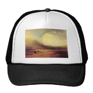 Joseph Mallord Turner - Trout fishing Trucker Hat