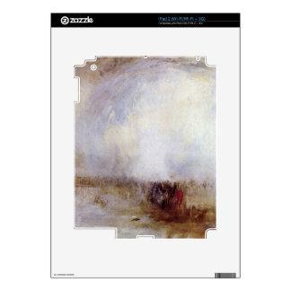 Joseph Mallord Turner - Venetian scene Decals For The iPad 2