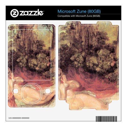 Joseph Mallord Turner - Venus and Adonis Zune Skins