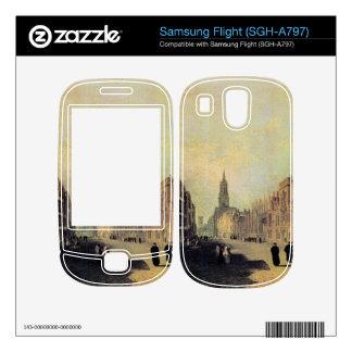 Joseph Mallord Turner - View the High Street Oxfor Samsung Flight Skin