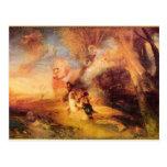Joseph Mallord Turner - Vision of Medea Postcard