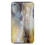 Joseph Mallord Turner - Waves breaking on a lee sh iPod Touch Cases