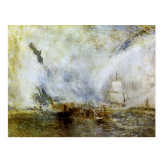 Joseph Mallord Turner - Whalers Postcards