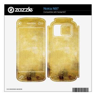 Joseph Mallord Turner - Whalers Skin For Nokia N97