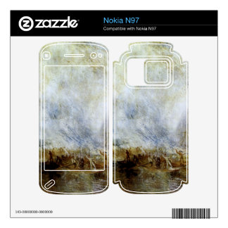 Joseph Mallord Turner - Whalers Skin For The Nokia N97