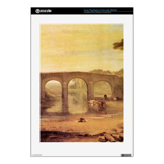 Joseph Mallord Turner - Whalley Bridge Decal For PS3