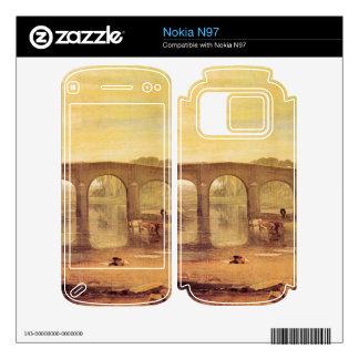 Joseph Mallord Turner - Whalley Bridge Skin For The Nokia N97