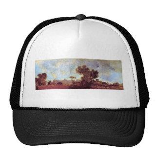 Joseph Mallord Turner - Windsor Castle from Salt h Trucker Hat