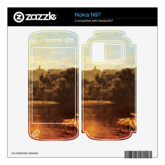 Joseph Mallord Turner - Windsor castle from the Th Skin For Nokia N97