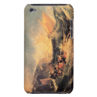 Joseph Mallord Turner - Wreck of a transport ship iPod Touch Case