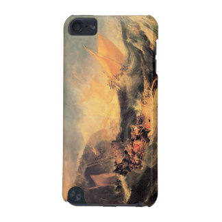 Joseph Mallord Turner - Wreck of a transport ship iPod Touch 5G Cases