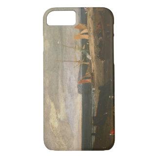 Joseph Mallord William Turner - A Scene on the iPhone 8/7 Case