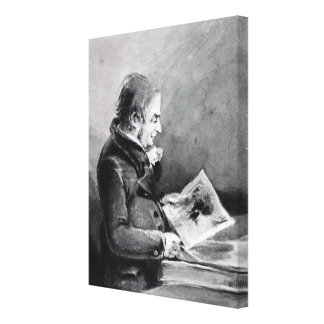 Joseph Mallord William Turner Canvas Print