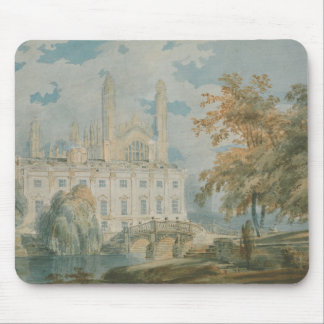 Joseph Mallord William Turner - Clare Hall Mouse Pad