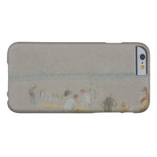 Joseph Mallord William Turner - Cricket on the Barely There iPhone 6 Case
