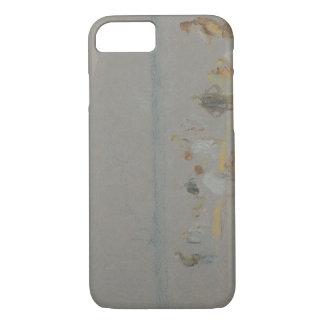 Joseph Mallord William Turner - Cricket on the iPhone 8/7 Case