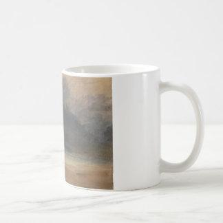 Joseph Mallord William Turner - Evening Landscape Coffee Mug