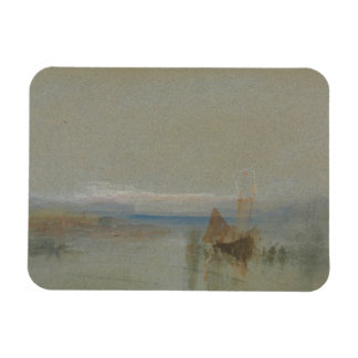 Joseph Mallord William Turner - Fishing Boats Magnet