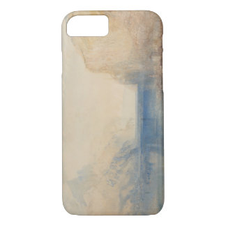 Joseph Mallord William Turner - Fluelen - Morning iPhone 8/7 Case